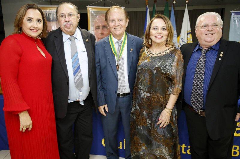 Em prestigiada solenidade, Frederico Carvalho recebe a Medalha Dr. José Pompeu Vasconcelos Filho