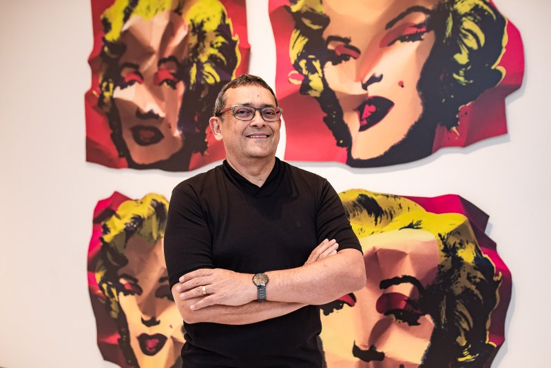 Arte - José Guedes recebe os amantes das artes para a abertura de sua exposição autoral na Casa D'alva