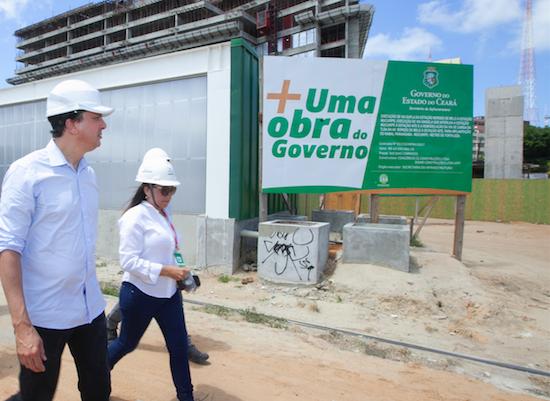 VLT: Camilo quer liberar trecho da Borges de Melo no Natal