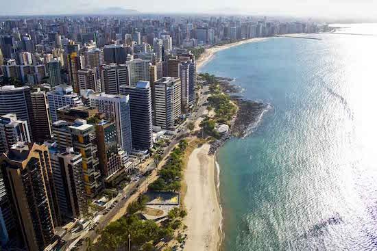 Fortaleza é a segunda melhor cidade para empreender