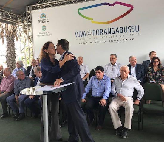 Distrito de Inovação em Saúde lançado em Porangabussu