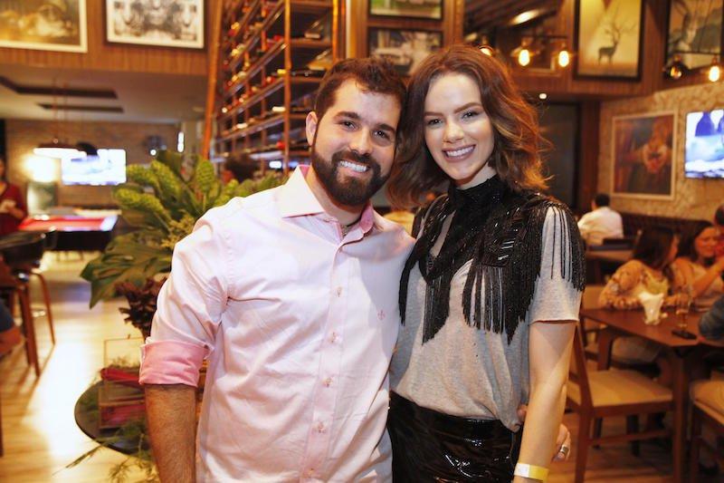 Celebration - Felipe Rocha brinda nova idade em sua Cavalieri Confraria