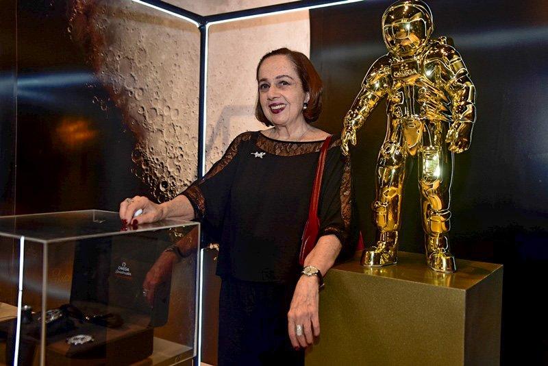 Tânia Jóias abre exposição em homenagem aos 50 anos do pouso na Lua no RioMar Fortaleza