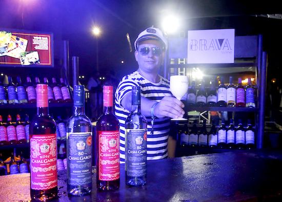 André Linheiro leva os clássicos da Brava Wine para os melhores eventos da cidade