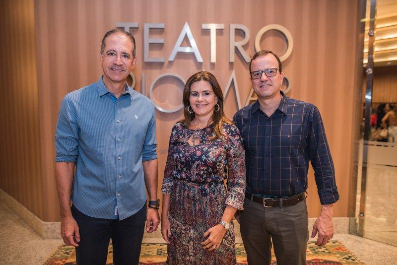 Visite Ceará sela parceria de negócios com o Teatro do RioMar Fortaleza
