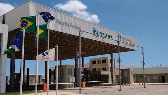 ZPE-Ceará expande oferta de empregos e atrai investimentos