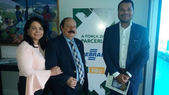 Grupo holandês quer investir no Ceará