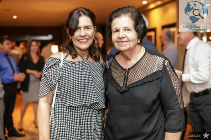 Ana Borges e Elisa Bezerra
