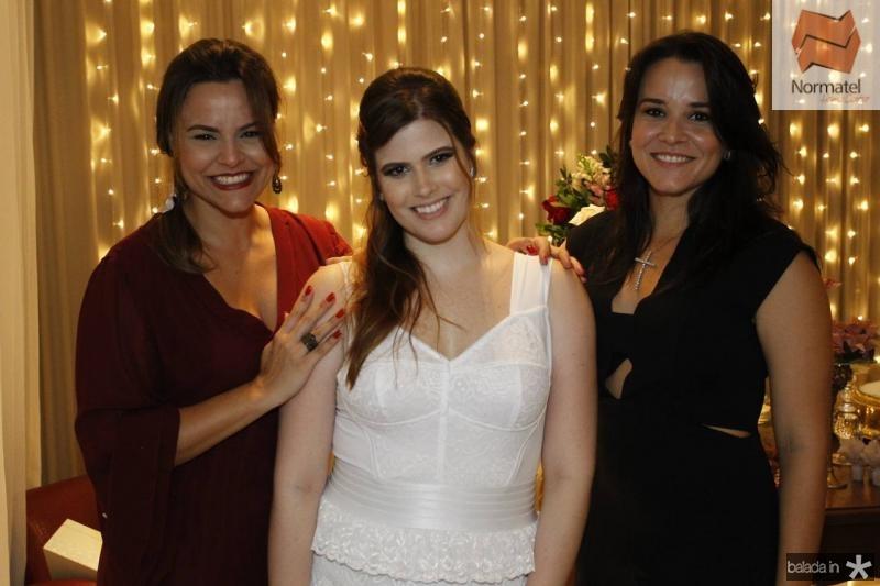 Larissa Moreira de Sousa, Ana Maria e Carol Barbosa