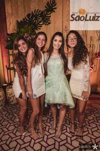 Julia Novais, Sara Lopes, Sofia Leal Helena iralio