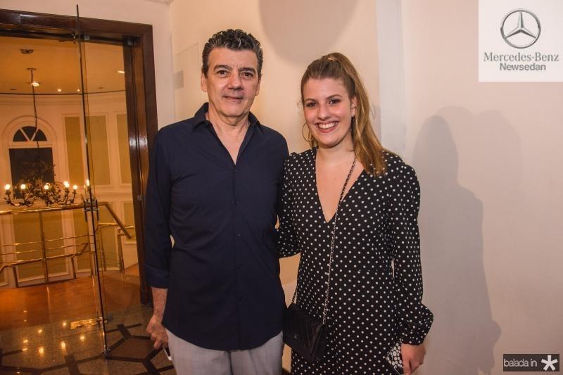 Neto Esteves e Maria Eduardo Petri