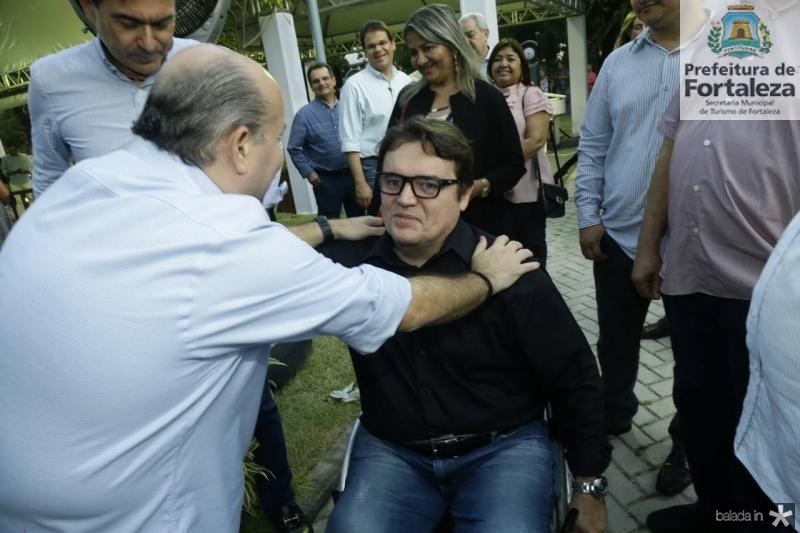 Roberto Claudio e Emerson Damasceno