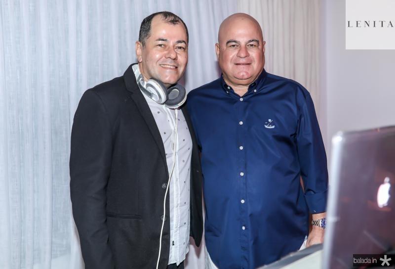 Gilvan Magno e Luciano Cavalcante
