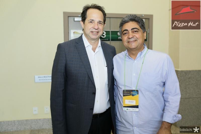 João Hilton e Ilario Marques