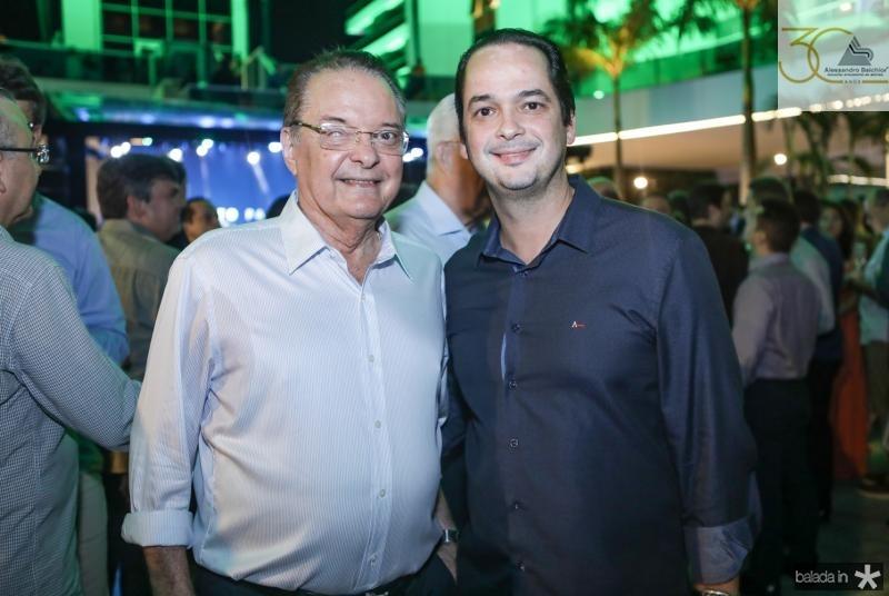 Valman e Marcelo Miranda