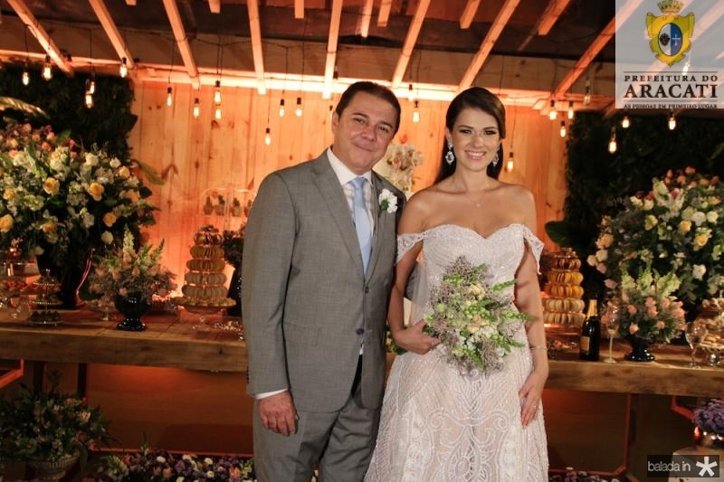 Eliseu e Mariana Barros