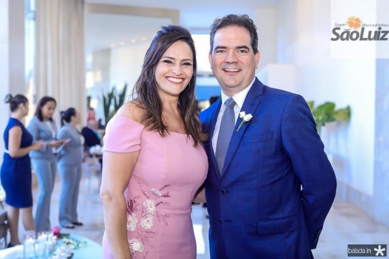 Silvania Pinto e Gontijo Pinto