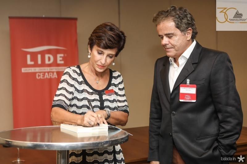 Silvia Bastos e Ivan Bezerra