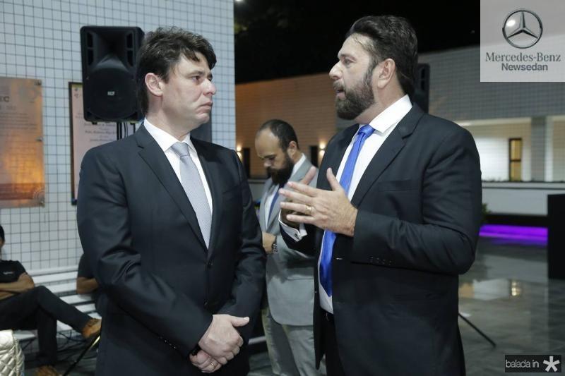 Ricardo Ary e Elinaldo Diniz