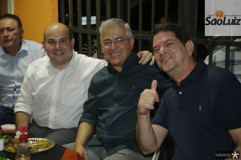 Roberto Claudio, PC Noroes e Cid Gomes