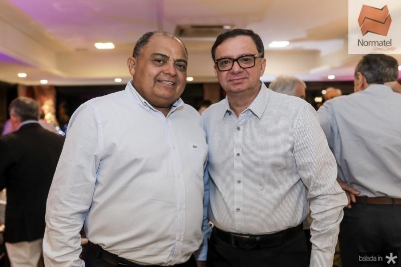 Teodoro Silva e Antonio Barroso