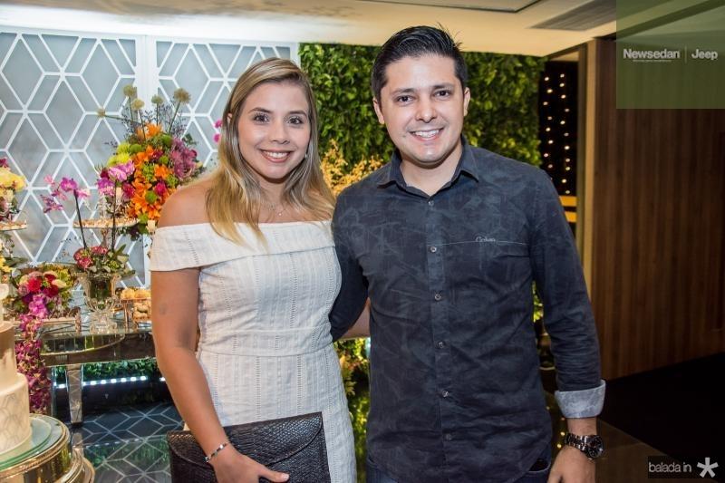 Mirna Sobral e Daniel Rios