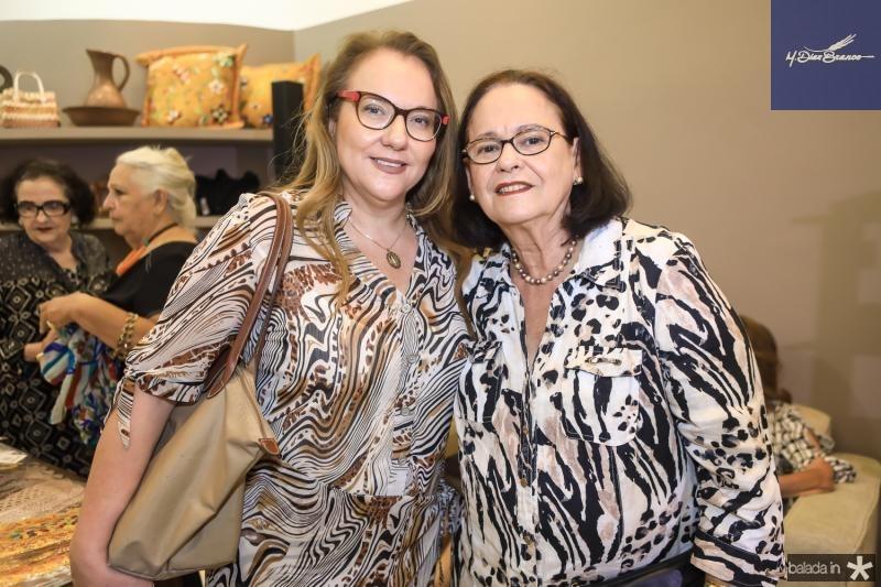 Luisiane Cavalcante e Terry Kay