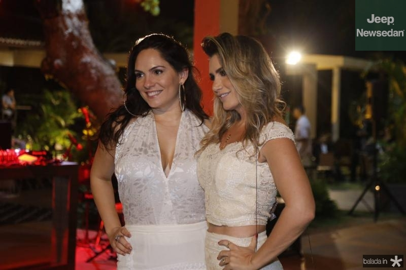 Julianma Pinheiro e Jaqueline maia