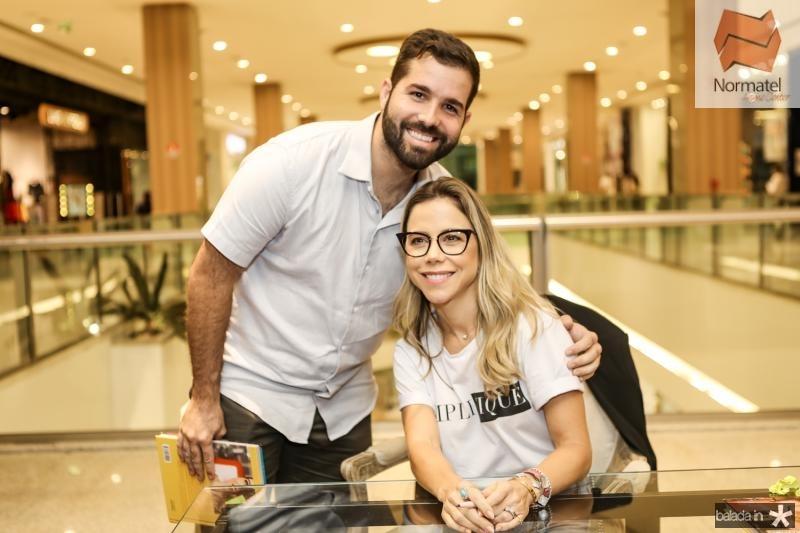 Felipe e Mirela Rocha