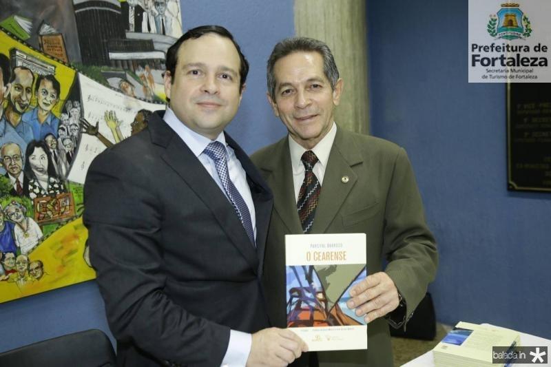 Igor Queiroz  Barroso e Heitor Ferrer