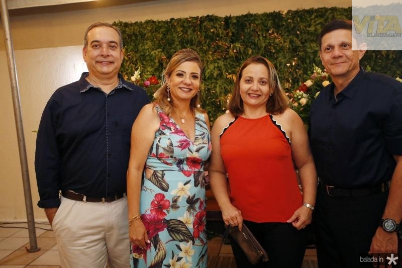 Madson e Simone Cardoso, Celly e Jose Cordeiro