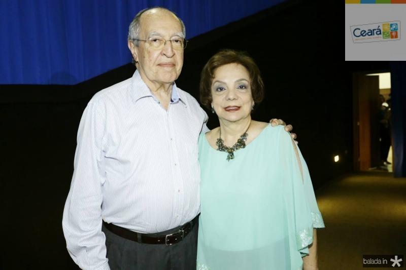 Lucio e Beatriz Alcantara