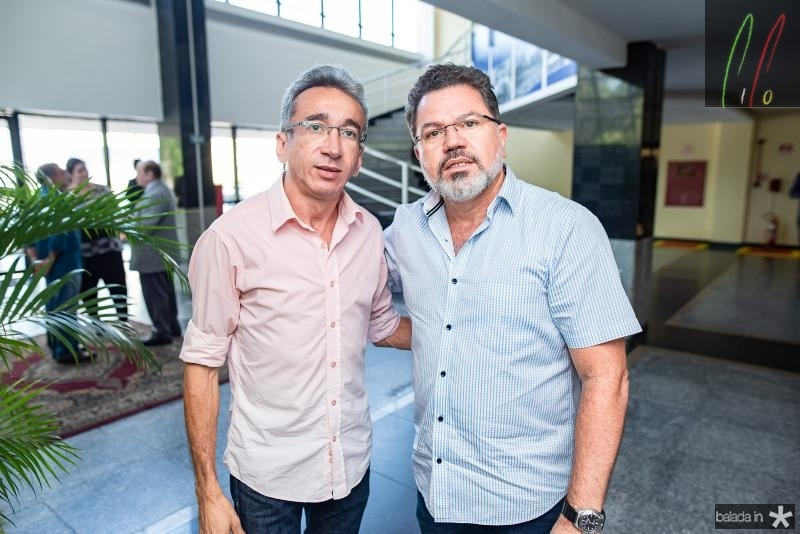 Matias Silva e Valdemir Sousa