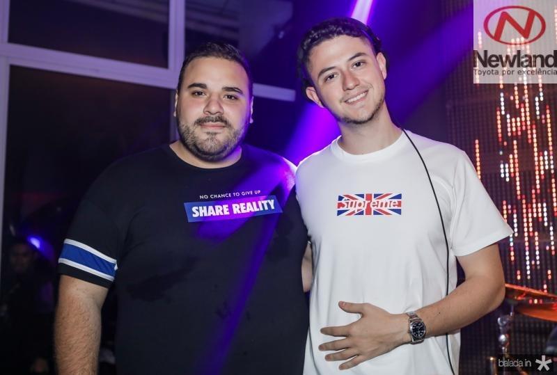 Lucas Coelho e Wilian Browne