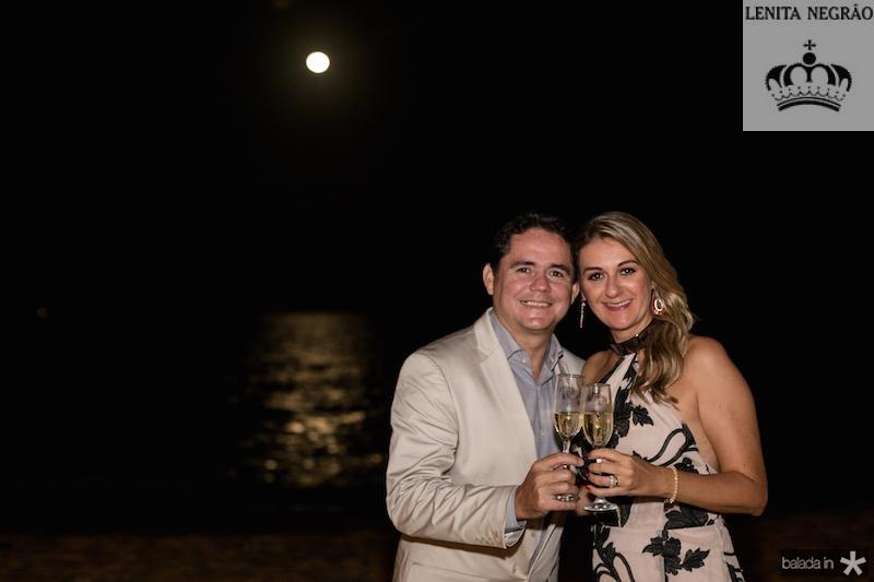 Mauricio Lacerda e Ana Carmem Carvalho