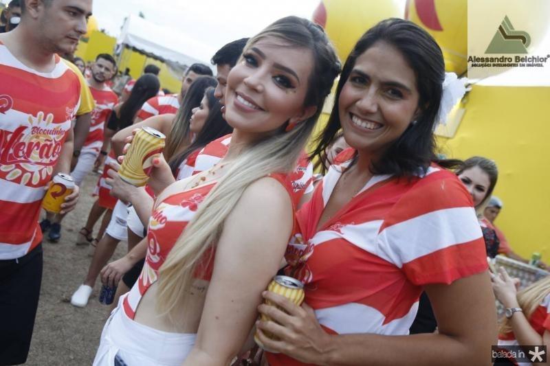 Adriana Gomes e Janaide Goncalves