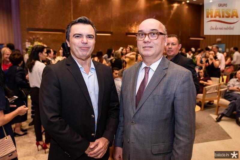 Juvencio Viana e Luciano Lima