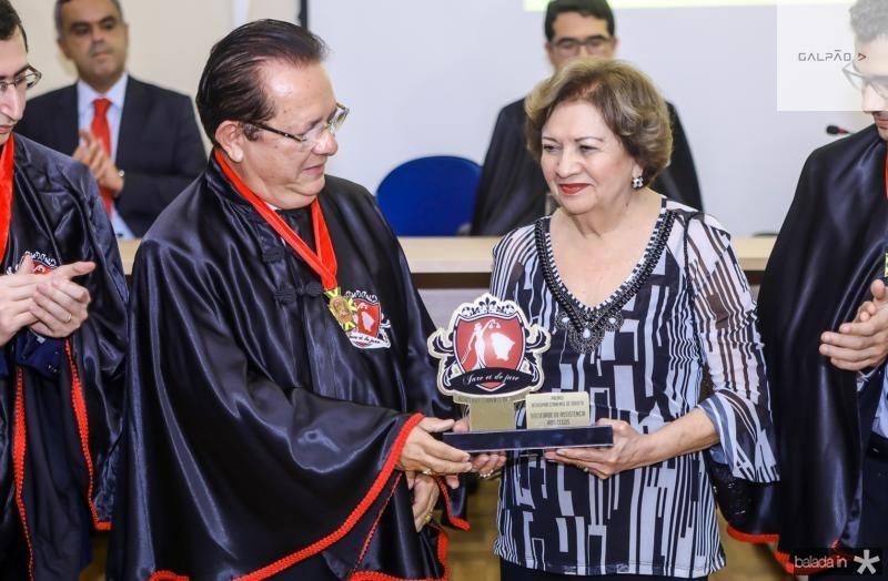 Jose Valdo e Joselia Almeida