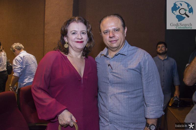 Maria do Carmo e Claudio Pinho
