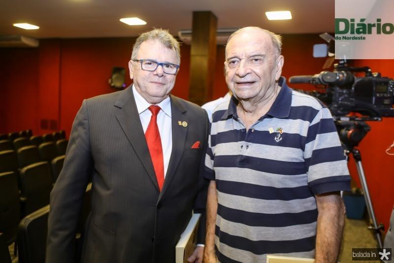 Juarez Leitao e Edinilo Soares