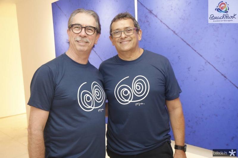 Eugenio Vieira e Jose Guedes