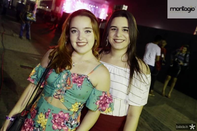 Bruna Bezerra e Carol Aguiar