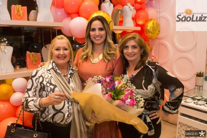 Tereza Gurgel, Mariana e Ana Claudia Queiroz