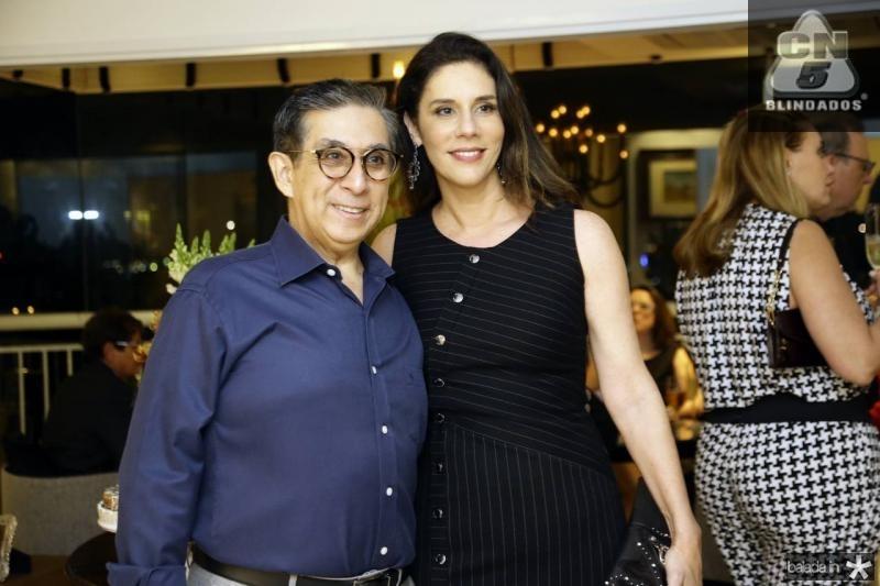 Javier Yugar e Silvana Vianello