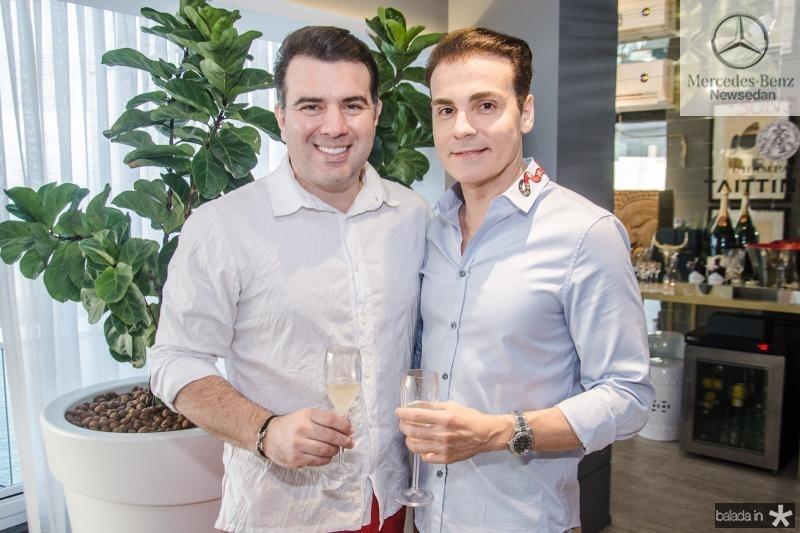 Danilo Dias e Rodrigo Maia