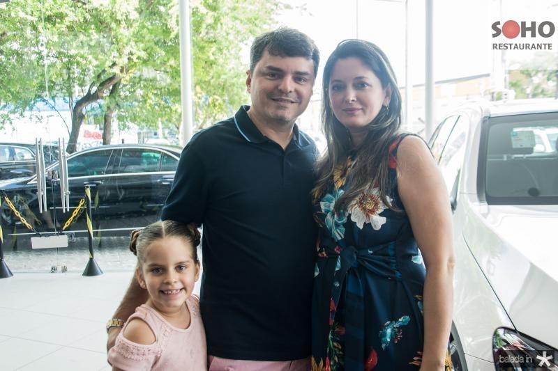 Ana Sofia, Valcleiton e Vlauclecia Lopes