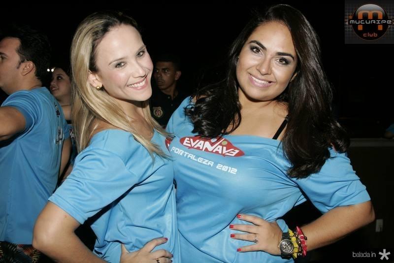 Dina Souza e Carol Zacarias