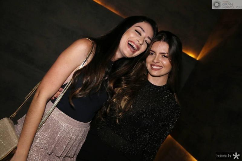 Luana Falcao e Tamires Guerreiro 2