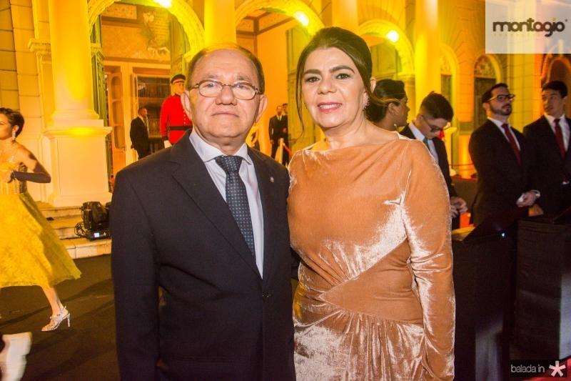 Ferdnando e Cristina Melo