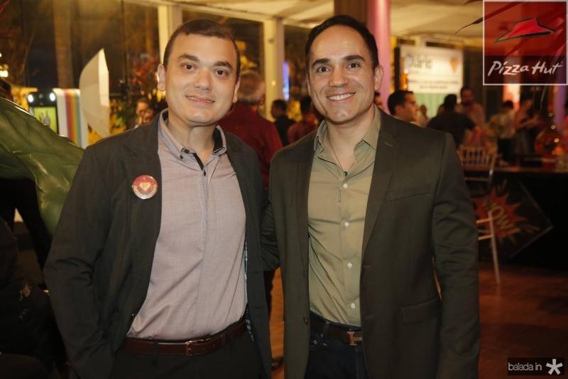 Fernando Lopes e Erico Brasileiro